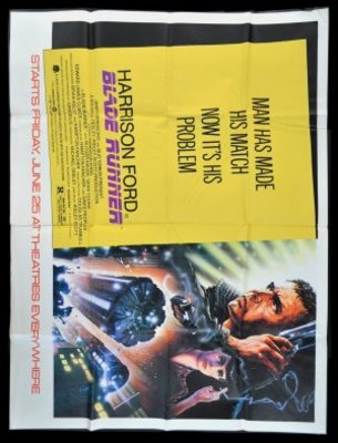 Blade Runner movie poster (1982) poster MOV_082c7f31