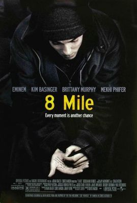 8 Mile movie poster (2002) poster MOV_08364672