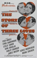 The Story of Three Loves movie poster (1953) picture MOV_dda1f0cf