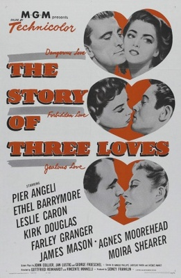 The Story of Three Loves movie poster (1953) poster MOV_08369295