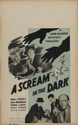 A Scream in the Dark movie poster (1943) poster MOV_083d9b44