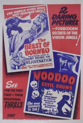 The Beast of Borneo movie poster (1934) poster MOV_08503174