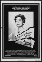 Mommie Dearest movie poster (1981) picture MOV_08524624