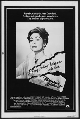 Mommie Dearest movie poster (1981) poster MOV_08524624