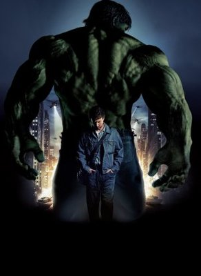 The Incredible Hulk movie poster (2008) poster MOV_0854bb41
