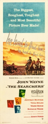The Searchers movie poster (1956) poster MOV_0858a018