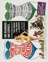How to Stuff a Wild Bikini movie poster (1965) picture MOV_0858c561