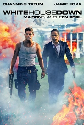 White House Down movie poster (2013) poster MOV_08597af3