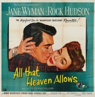 All That Heaven Allows movie poster (1955) picture MOV_0862f2b9