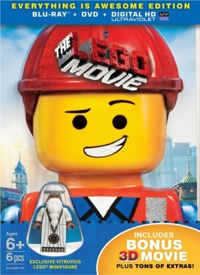 The Lego Movie movie poster (2014) poster MOV_08639767