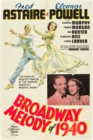 Broadway Melody of 1940 movie poster (1940) picture MOV_086430a6