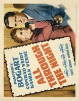 All Through the Night movie poster (1942) picture MOV_08655300