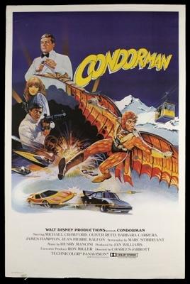 Condorman movie poster (1981) poster MOV_0866abc0