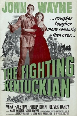 The Fighting Kentuckian movie poster (1949) poster MOV_0868e429