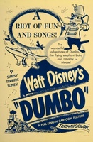 Dumbo movie poster (1941) picture MOV_08698220