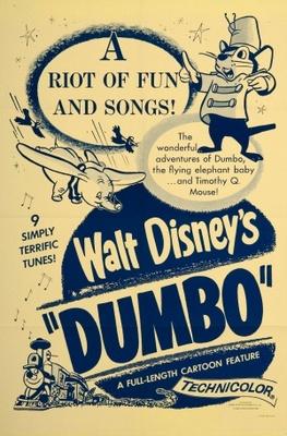Dumbo movie poster (1941) poster MOV_08698220