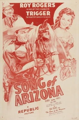 Song of Arizona movie poster (1946) poster MOV_086b8d54