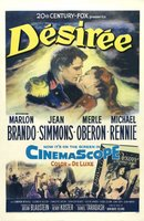Desirée movie poster (1954) picture MOV_086dd3ad