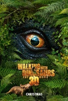 Walking with Dinosaurs 3D movie poster (2013) picture MOV_086fd500