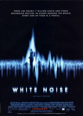 White Noise movie poster (2005) poster MOV_087cc087