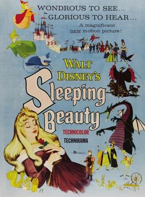 Sleeping Beauty movie poster (1959) poster MOV_087de593