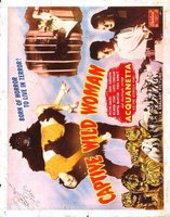 Captive Wild Woman movie poster (1943) picture MOV_0888be89