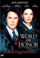 Word of Honor movie poster (2003) picture MOV_088cd5ea