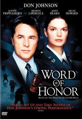 Word of Honor movie poster (2003) poster MOV_088cd5ea