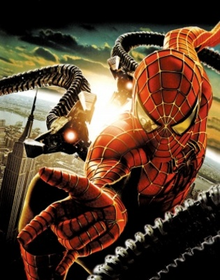Spider-Man 2 movie poster (2004) poster MOV_089518c6