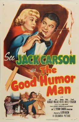 The Good Humor Man movie poster (1950) poster MOV_089bc999