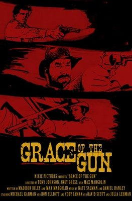 Grace of the Gun movie poster (2010) poster MOV_089d9a86