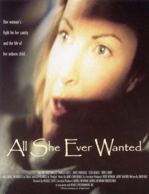 All She Ever Wanted movie poster (1996) poster MOV_089e6ef0