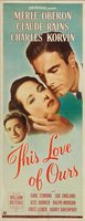 This Love of Ours movie poster (1945) picture MOV_089f4943