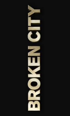 Broken City movie poster (2013) poster MOV_08a13fc9
