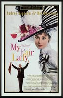 My Fair Lady movie poster (1964) picture MOV_08aded1a