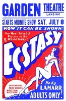 Ekstase movie poster (1933) picture MOV_08b5f14f