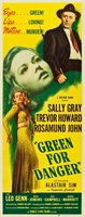 Green for Danger movie poster (1946) picture MOV_08b75e1c