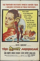 The Quiet American movie poster (1958) picture MOV_08b78725