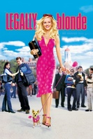 Legally Blonde movie poster (2001) picture MOV_08b86c76