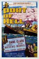 Port of Hell movie poster (1954) picture MOV_08b9933a