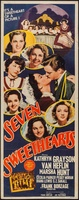 Seven Sweethearts movie poster (1942) picture MOV_08be1ceb