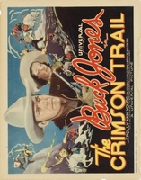 The Crimson Trail movie poster (1935) picture MOV_08bfb52b