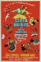 Seven Brides for Seven Brothers movie poster (1954) picture MOV_08c02d52