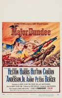 Major Dundee movie poster (1965) picture MOV_08c51b5a