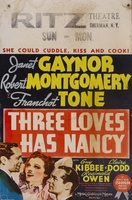 Three Loves Has Nancy movie poster (1938) picture MOV_08c91533