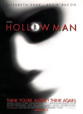 Hollow Man movie poster (2000) poster MOV_08cd6338