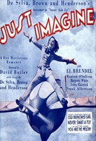 Just Imagine movie poster (1930) picture MOV_08d03ad4