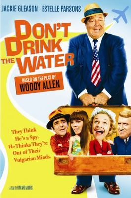 Don't Drink the Water movie poster (1969) poster MOV_08d564f5