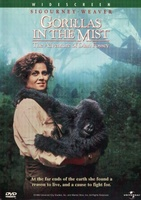 Gorillas in the Mist: The Story of Dian Fossey movie poster (1988) picture MOV_08d6f1e2