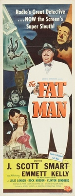 The Fat Man movie poster (1951) poster MOV_08e25470